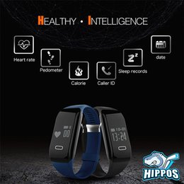 Wholesale Gift Present H3 Wristband Wireless Activity Sleep Best Tracker Smart Watch Original smartband Wrist band for apple iphone