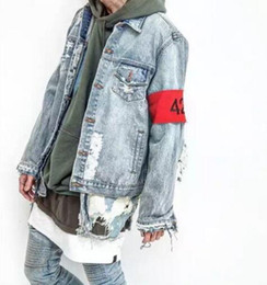 spring Korean version of the new single breasted Lapel holes do Jiutie cloth all-match denim jacket S065 S