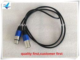 Wholesale led lighting m signal extension line stage light DMX Signal cable