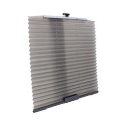 Wholesale 2016 New Arrive Car Retractable Fold fold Side Window Sun shading Curtain Roller Blind Sunshade Sun Shades Solar Protction