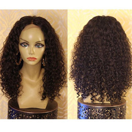 Hot Sell Brazilian Hair beauty Curly Full Lace Human Hair Wigs & Lace Front Wigs Natural hairline Human Hair Wigs
