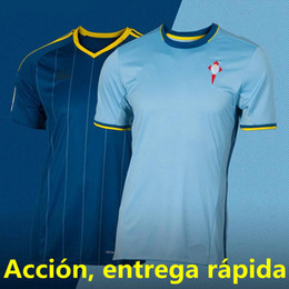 Wholesale Thai version of the quality of the new quality first Celta Vigo football jersey more affordable