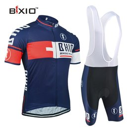 BXIO Brand Hot Sale Cycling Jerseys Sets 5 Color Bike Clothes Short Sleeve Mountain Cycling Clothing Ropa Ciclismo Cool Summer Sets BX-025
