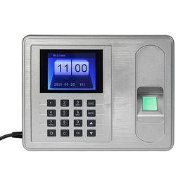 Wholesale HD Big Screen Operation Simple Fingerprint Attendance Machine F6138D
