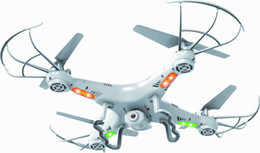 Promotion drones de caméras aériennes SyMa x5C-1 2.4Ghz Professional aérienne RC Quadcopter Toys Drone Avec 2.0MP caméra HD A5