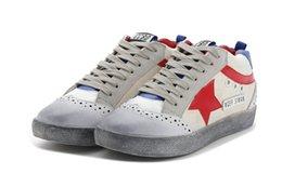 Wholesale Women s Fashion Sneaker Cool Popular Antique Finish Men Women Low Cut Star Lace Up Women Casual Shoes