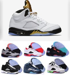 Wholesale 2016 NEW air retro olympic metallic gold Tongue og Black metallic black Grape Oreo space jam Green Bean Mark Ballas Basketball shoes