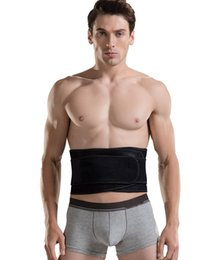 Wholesale Waist Trimmer Weight Loss Belt Adjustable Ab Support Trainer Neoprene Belt for Men and Women One Size Fits up to inch Waist