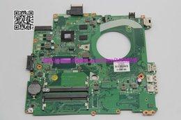 Ordinateur portable hp i7 en Ligne-763736-501 carte mère pour ordinateur portable HP Pavilion série 14-V DAY11AMB6E0 840M / 2GB w i7-4510U Carte mère CPU entièrement testée fonctionnant parfaitement