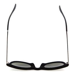 Descuento gafas de sol púrpura Las nuevas mujeres de la marca de fábrica Sunglasse completan el diseñador del marco Anti-ULTRAVIOLETA púrpura del café Plush que se reúne los vidrios de sol del capítulo Gafas de sol de señora Lady Gafas de sol de la muchacha