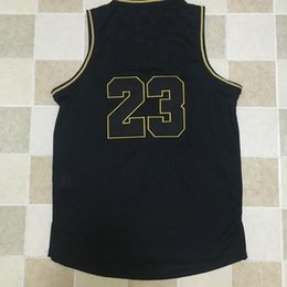 Wholesale new team basketball jersey authentic style jersey red white black thick stitched