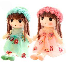 Wholesale 2016 New toys Hua Xianzi Princess Dolls Phyl cute girl doll plush toy children doll colors styles