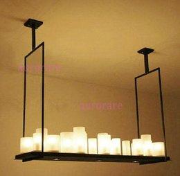 lustre de bougie de LED Kevin Reilly Innovative Lighting Kevin Reilly Autel moderne Pendentif de bougie de la lampe et de la lumière métallique luminaire à partir de lumière pendante kevin reilly fabricateur
