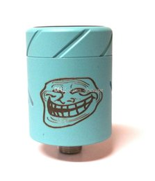 Wholesale China supplier newest ecigarette rebuildable atomizer the troll rda authentic dripping atomizer the troll rda in stock