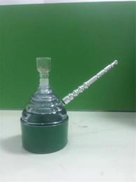 Shisha bouche en Ligne-Colorful verre Pipes électrique pipe Shisha Narguilé Mouth Conseils Cleaner Snuff Snorter Sniff Vaporisateur tabac Pipes fumeurs