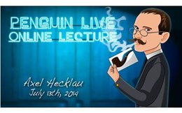 Wholesale 2014 Axel Hecklau Penguin Live Online Lecture magic