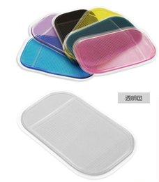 Wholesale Anti Slip Car Dashboard Pad Sticky Car Magic Asm Anti slip Dashboard Mat for MP3 MP4 Interior Accessories