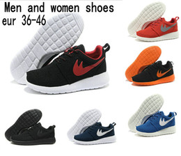 Wholesale 2015 Roshe Run Shoes Men and Women Running Shoes Fashion Vintage Athletic Casual Sports Shoes Boys Mesh Free Run Sneakers
