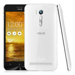 Wholesale For ZB551KL Case IMAK Brand Clear Crystal shell II case For Asus Zenfone GO TV ZB551KL slim Transparent phone cover for Asus ZB551KL