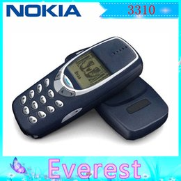 Wholesale Hot sale Original Nokia Unlocked Refurbished GSM G mAh Support Russian Arabic Keyboard Cheap old mobile phone