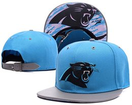 Wholesale Hot Sale Cotton Men Baseball Cap American Football Team Snapback Hat Carolina Sports Hats Outdoor Summer Adjustable Hat Mix Order