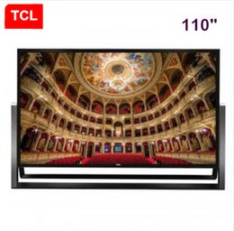 Wholesale China Star TCL inch LCD TV True K UHD resolution by far the world s largest size LCD TV