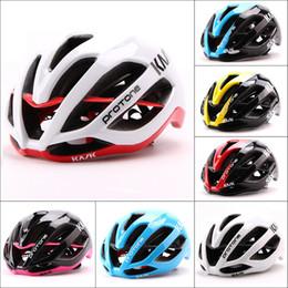 Wholesale Kask Protone Paul Smith Hot Sale Cycling Helmet Pro MTB Road Bicycle Helmet Size L cm Super Lightweight Bike Helmets