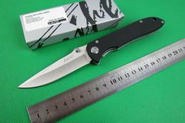 Wholesale Sanrenmu China - LAND SANRENMU GB902 902 EDC OEM China Jackknife 440 Folding blade G10 Handle Pocket Outdoor Gear Knife Camping Outdoor Tactical knives