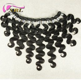 Wholesale 3PC Amazing XBL Hair Virgin Filipino Hair Body Wave Unprocessed Philippine Body Wave Natural Human Hair Weave
