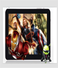 Promotion tablette pc 8gb Tablet PC 9 pouces Quad Core AllWinner A33 X50 Android 4 4 KitKat 512 Mo de RAM 8 Go ROM Wifi double caméra avec lampe de poche Q9 Tablet PC Tablet PC
