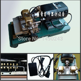 Wholesale 240W HIGH POWER Professional Drilling Machine Holing Brand Machine Pearl Driller For Drilling Beads and Pearls