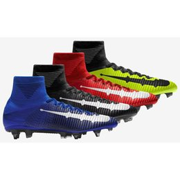 Wholesale Mercurial Superfly V high ankle boots