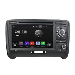 Wholesale Car DVD PC Audio Radio Android Multimedia Player GPS AUX IN DVR For Audi TT