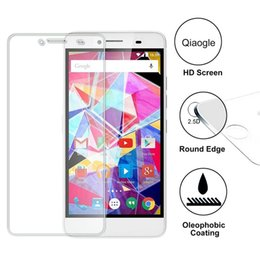 Wholesale Qiaogle Anti explosion Tempered Glass Protection Film for Archos Diamond Plus inch Tempered Glass Screen Protector H D