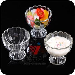 2PCs lot glass bowls for ice cream,ice cream bowls,Ice Cream Sundae bowls,dessert bowls