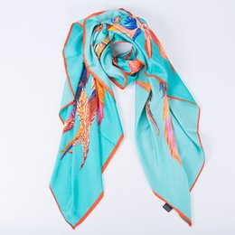 2016 new women high quality fashion Scarves large size 130*130 Contain the packaging factory price wholesale free shipping