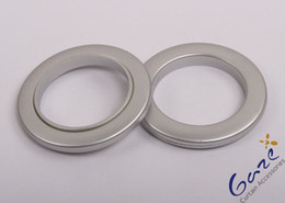 Wholesale 50mm Plastic curtain rings