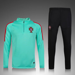 Wholesale Mixed batch of best quality real Madrid Spain Turkey Portugal Rome Sweden training suits for the most suitable sports tights