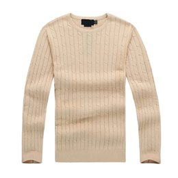 Free shipping 2016 new Style high quality polo brand men's winter twist sweater knit cotton sweater jumper pullover sweater fashion