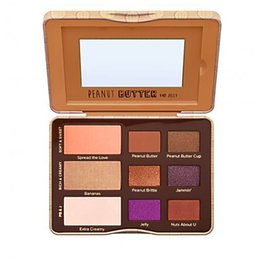Wholesale Branded Peanut Butter and Jelly Eye Shadow Collection Palette colors