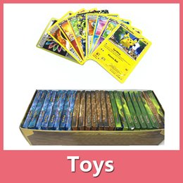 Wholesale Poke Trading Cards Games Break Point English Edition Anime Pocket Monsters Cards Toys