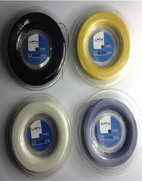 Wholesale-Clearance Luxilon tennis string Alu Power Rough 125 big banger 200m reel tennis string 16L Luxilon string polyester,no print