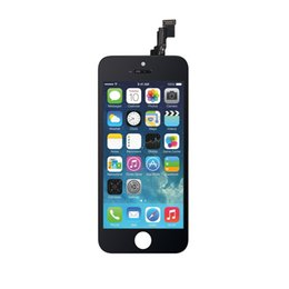 10pcs  lot Grade AAA iphone 5 lcd screen apple 10pcs lot for Apple iphone 5 5s scscreen lcd screen and digitizer for iphone 5 5s 5c Dhl free