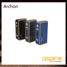Wholesale Aspire Archon W TC Mod Customize Firmware Upgradeable Child Lock Function Best Match Cleito Tank Original