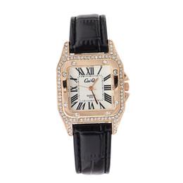 2017 los mejores relojes de moda de calidad Relojes de manera del mejor de la calidad del platino de las mujeres del reloj de la PU reloj de cuero ocasional del reloj del reloj del oro de las señoras del reloj presupuesto los mejores relojes de moda de calidad