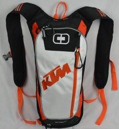 Wholesale Motocross Motorcycle Backpack KTM Hydro Hydration Pack ATV Motorcycle Travel Water bags Bicycle helmet pack