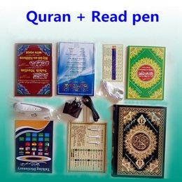 Wholesale Islamic GB Digital Holy Quran Read Pen AL Koran Mp3 Player GB Muslim Quran Learning Book Arabic Best Gift