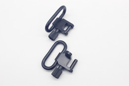 1.0'' High Quality QD Quick Detachable Sling Swivel Mount with Tri-Lock Adjustable Sling Swivel Holder for Hunting