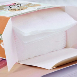 Wholesale box Convenient Practical Natural Daily Facial Cleansing Cotton Pad White Cosmetic Cotton Puff new brand ACE