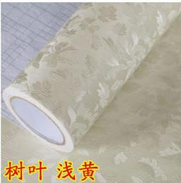 Wholesale Thick PVC d wallpaper bedroom living room TV background wallpaper wallpaper restaurant furniture renovation waterproof paper